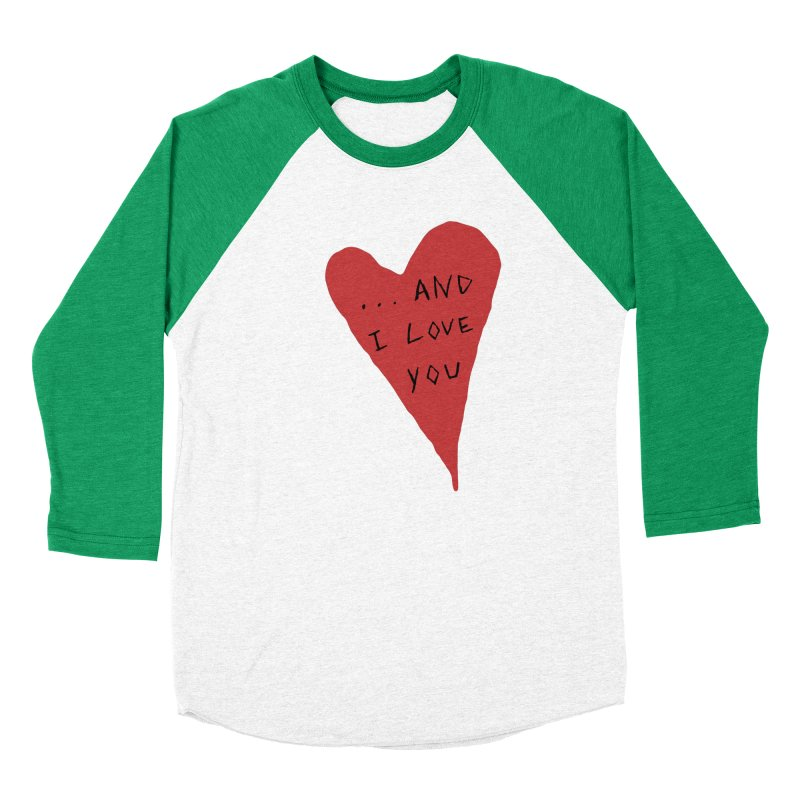 Lucy's Heart - And I Love You Men's Longsleeve T-Shirt by The Little Fears