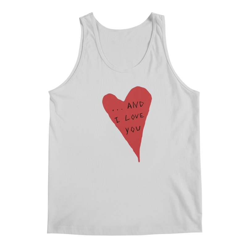 Lucy's Heart - And I Love You Men's Regular Tank by The Little Fears