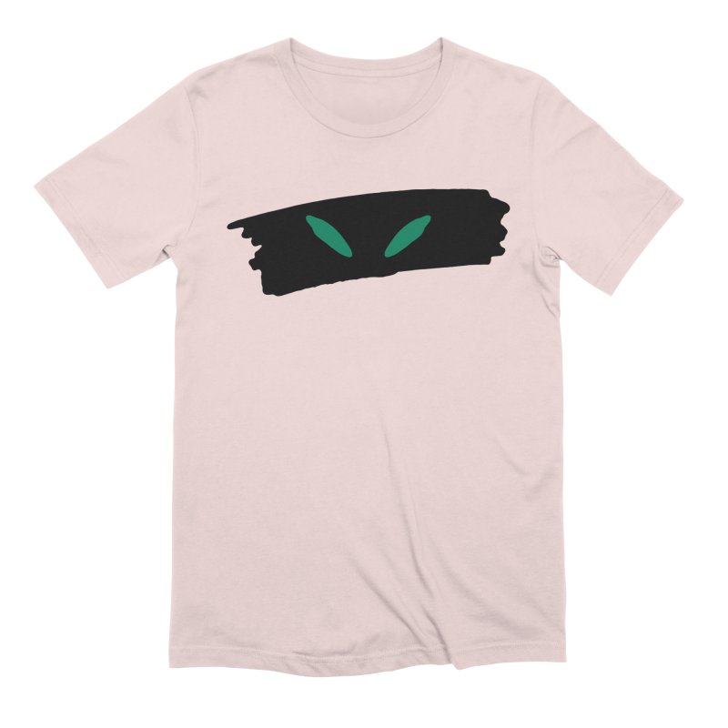 Cats Eyes Men's Extra Soft T-Shirt by The Little Fears