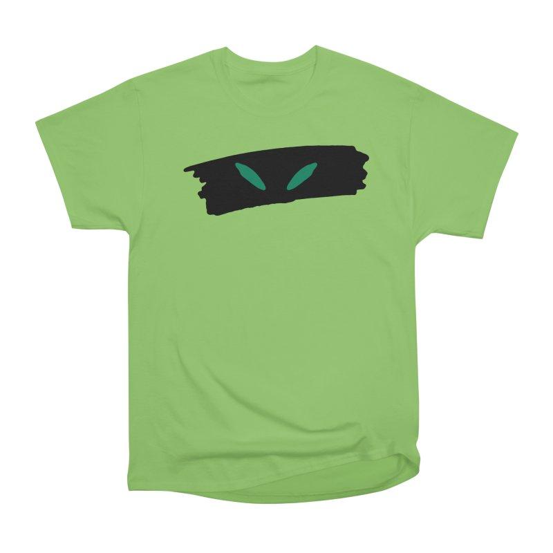Cats Eyes Women's Heavyweight Unisex T-Shirt by The Little Fears
