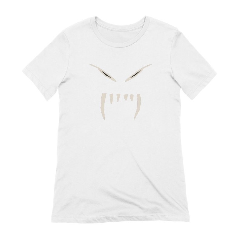 Growl Women's Extra Soft T-Shirt by The Little Fears