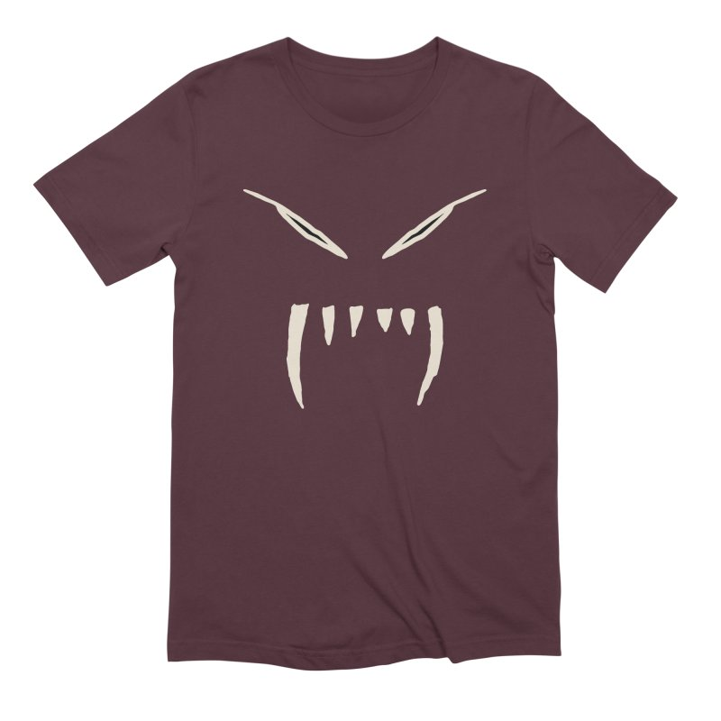 Growl Men's Extra Soft T-Shirt by The Little Fears