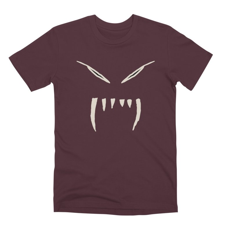Growl Men's Premium T-Shirt by The Little Fears