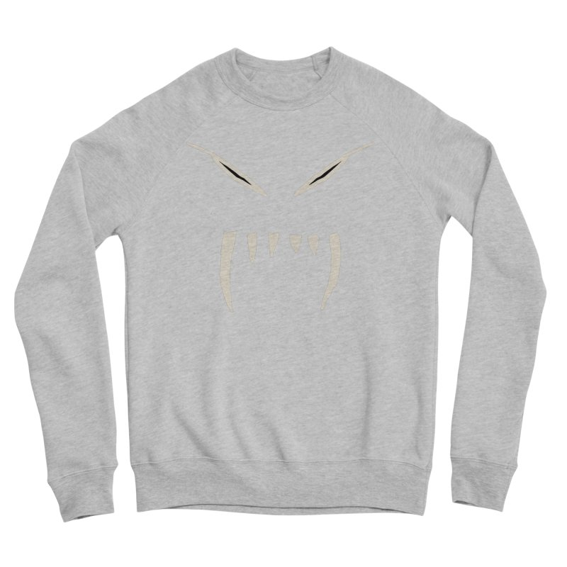 Growl Women's Sponge Fleece Sweatshirt by The Little Fears