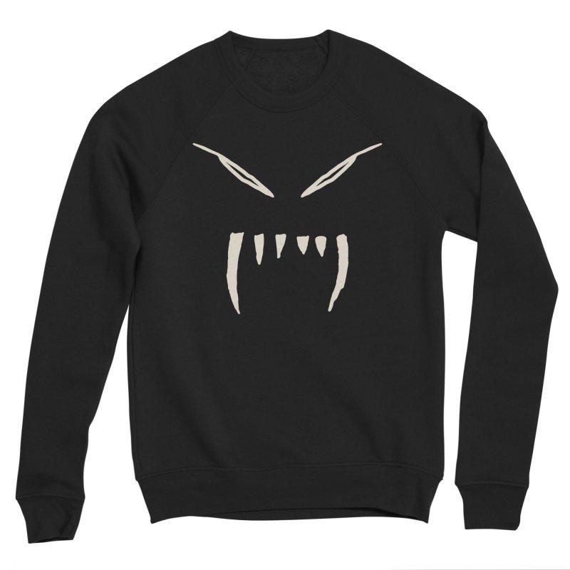 Growl Women's Sponge Fleece Sweatshirt by The Little Fears