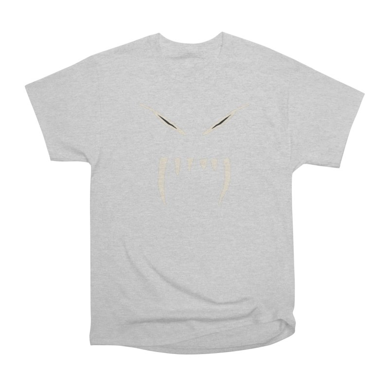 Growl Men's Heavyweight T-Shirt by The Little Fears