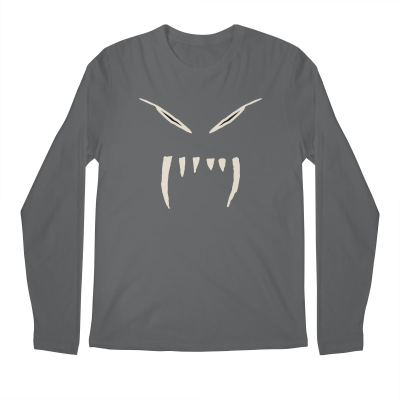 Growl Men's Regular Longsleeve T-Shirt by The Little Fears