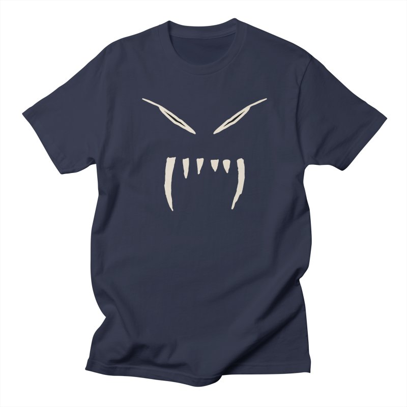 Growl Women's Regular Unisex T-Shirt by The Little Fears