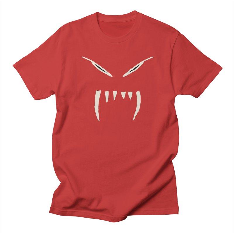 Growl Men's Regular T-Shirt by The Little Fears