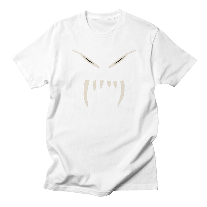 Growl Men's Regular T-Shirt by The Little Fears