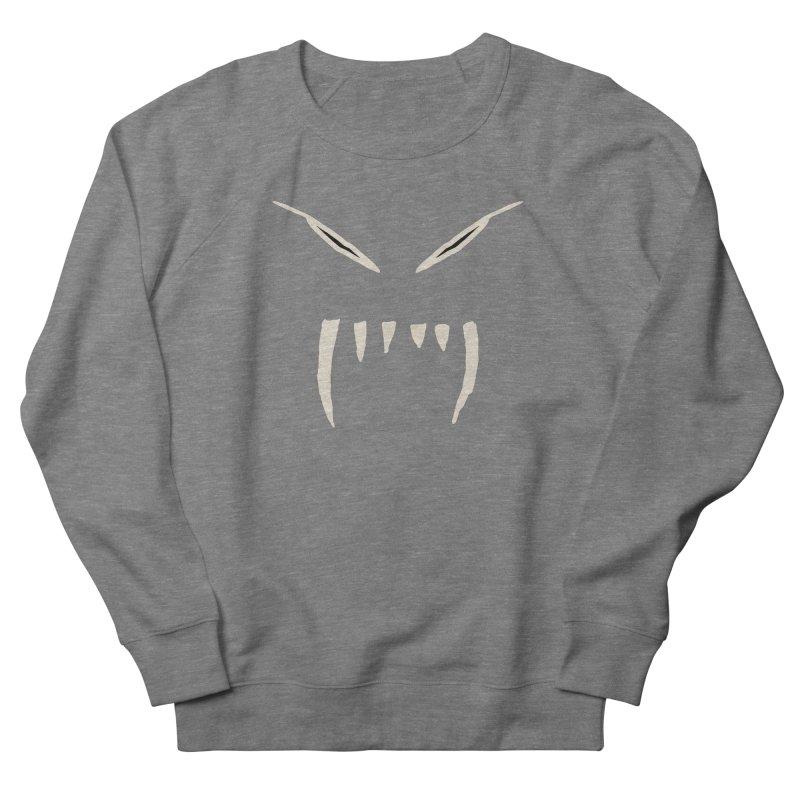 Growl Women's French Terry Sweatshirt by The Little Fears