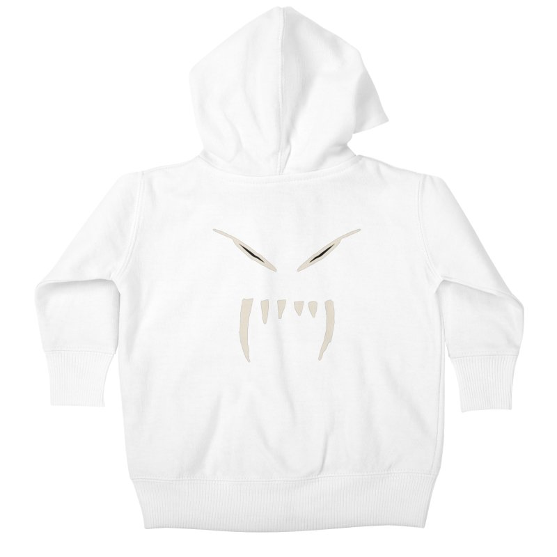 Growl Kids Baby Zip-Up Hoody by The Little Fears
