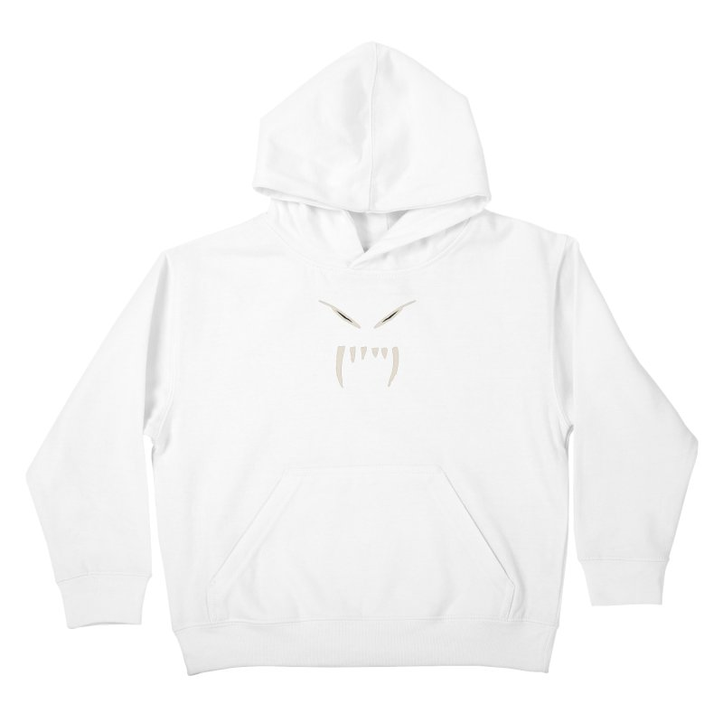 Growl Kids Pullover Hoody by The Little Fears