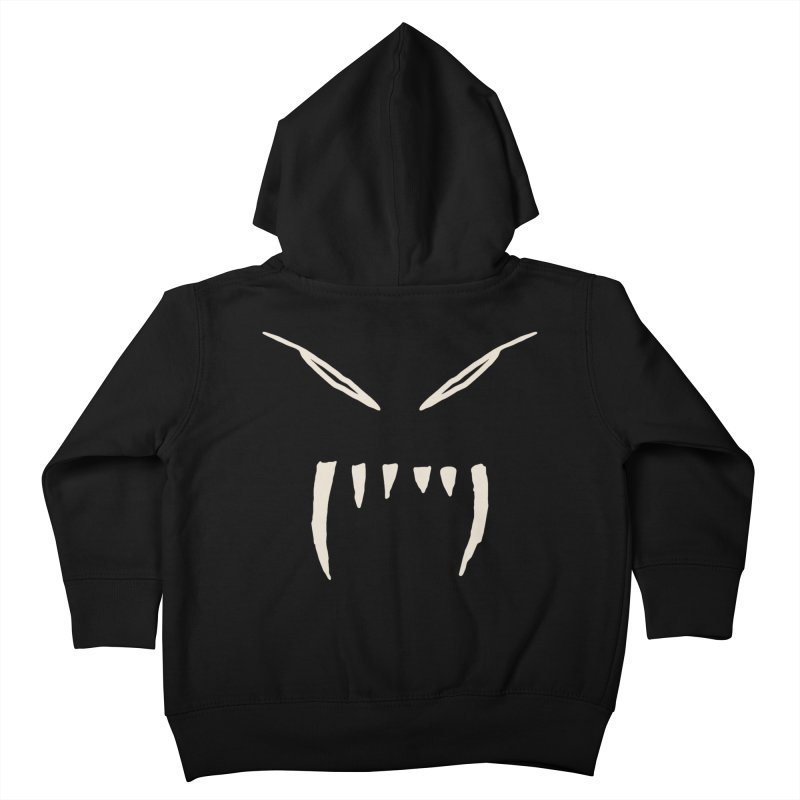 Growl Kids Toddler Zip-Up Hoody by The Little Fears