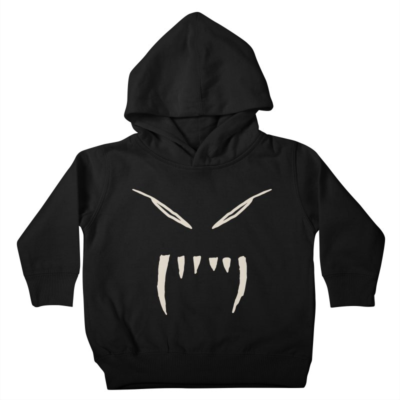Growl Kids Toddler Pullover Hoody by The Little Fears