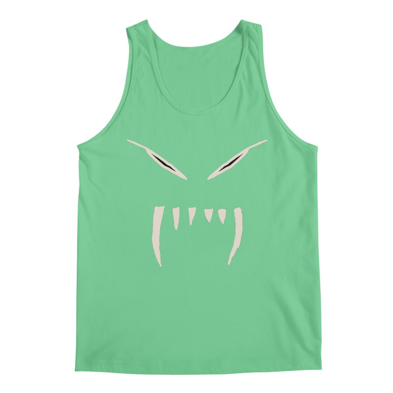Growl Men's Regular Tank by The Little Fears