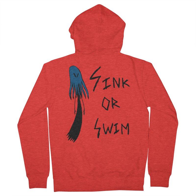 Sink or Swim Women's Zip-Up Hoody by The Little Fears