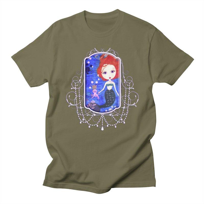 Her Royal Highness Men's T-Shirt by LittleMissTyne's Artist Shop
