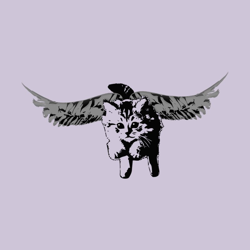 If Kittens Had Wings by LittleMissTyne's Artist Shop