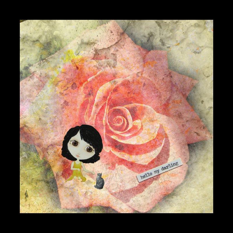 Hello My Darling Friend by LittleMissTyne's Artist Shop