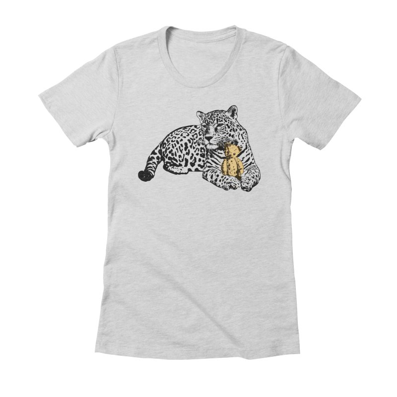 Everybody Needs Somebody Special to Love Women's Fitted T-Shirt by LittleMissTyne's Artist Shop