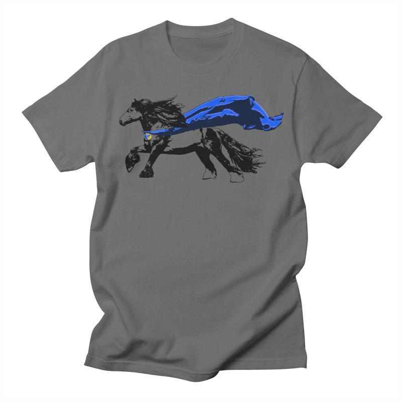 My Favorite Hero Men's T-Shirt by LittleMissTyne's Artist Shop