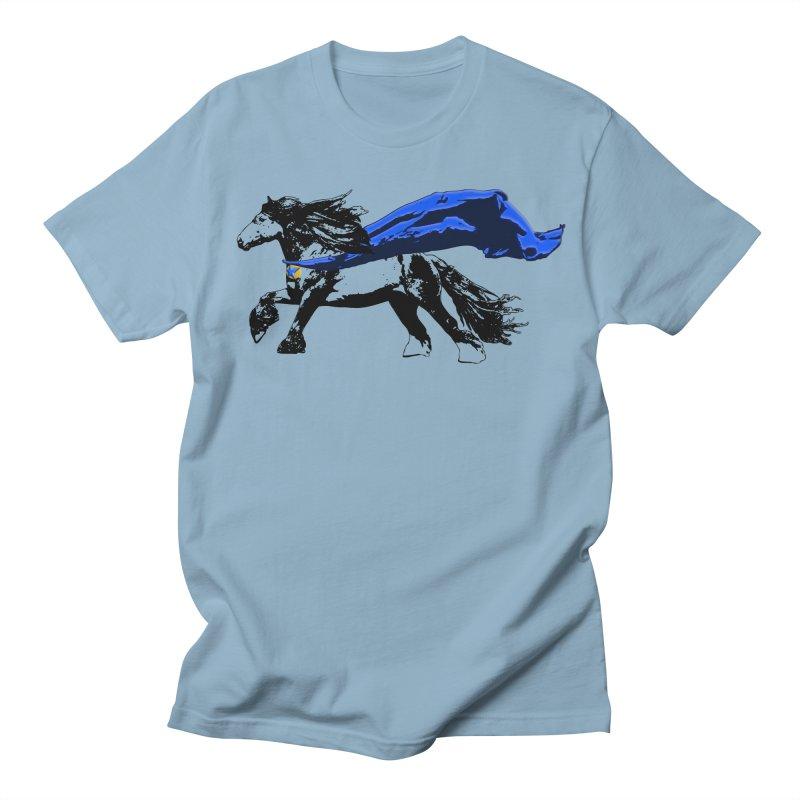 My Favorite Hero Men's T-Shirt by LittleMissTyne's Artist Shop