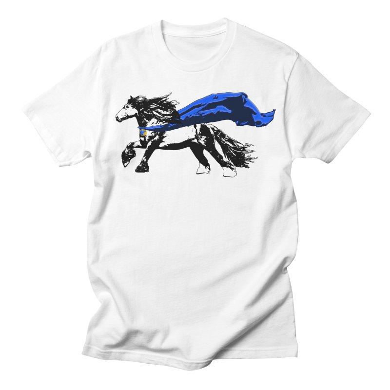 My Favorite Hero Men's Regular T-Shirt by LittleMissTyne's Artist Shop