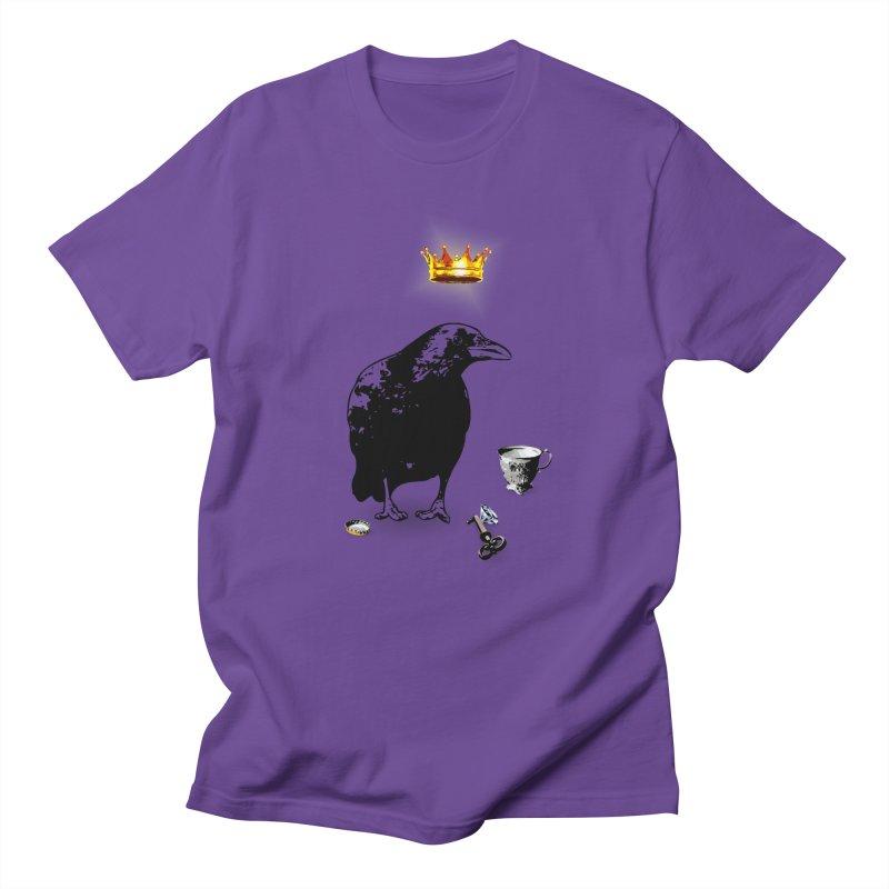 He's A Self-Made Man Men's T-Shirt by LittleMissTyne's Artist Shop