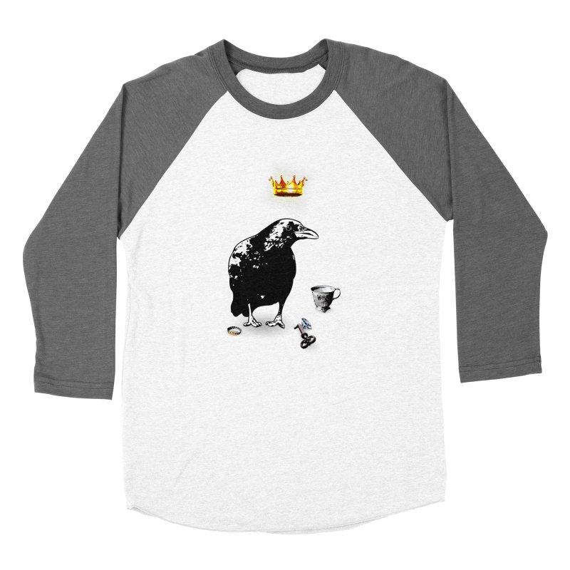 He's A Self-Made Man Women's Longsleeve T-Shirt by Little Miss Tyne's Artist Shop
