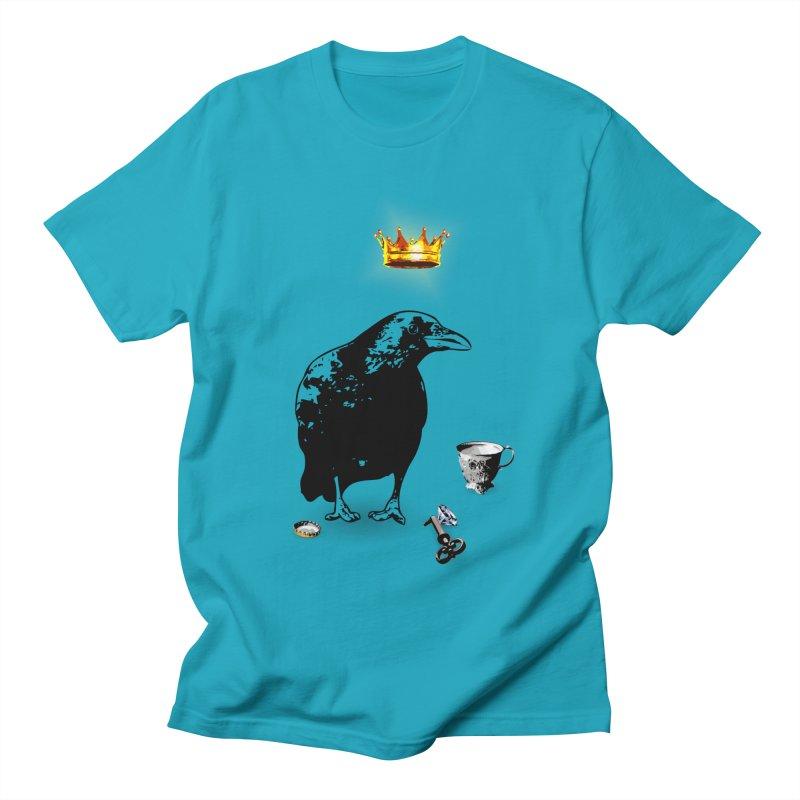 He's A Self-Made Man Women's Regular Unisex T-Shirt by LittleMissTyne's Artist Shop