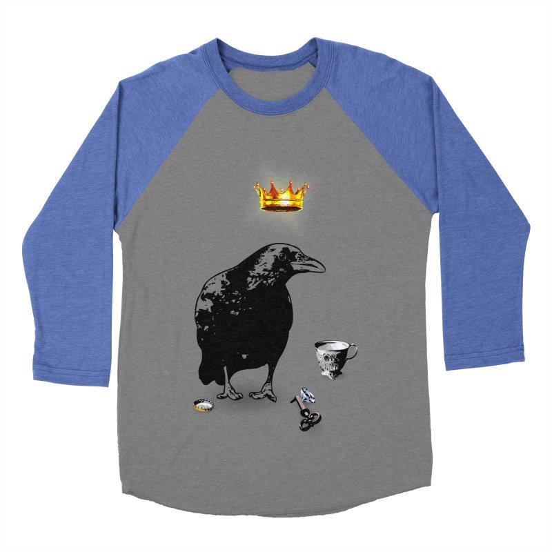 He's A Self-Made Man Women's Baseball Triblend Longsleeve T-Shirt by LittleMissTyne's Artist Shop