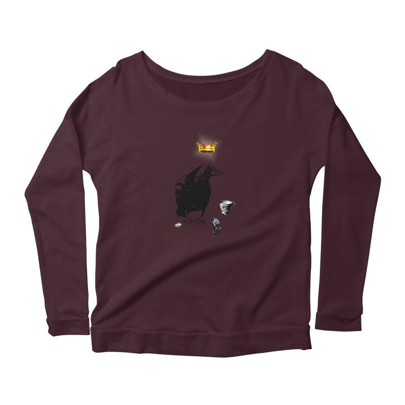 He's A Self-Made Man Women's Longsleeve T-Shirt by LittleMissTyne's Artist Shop