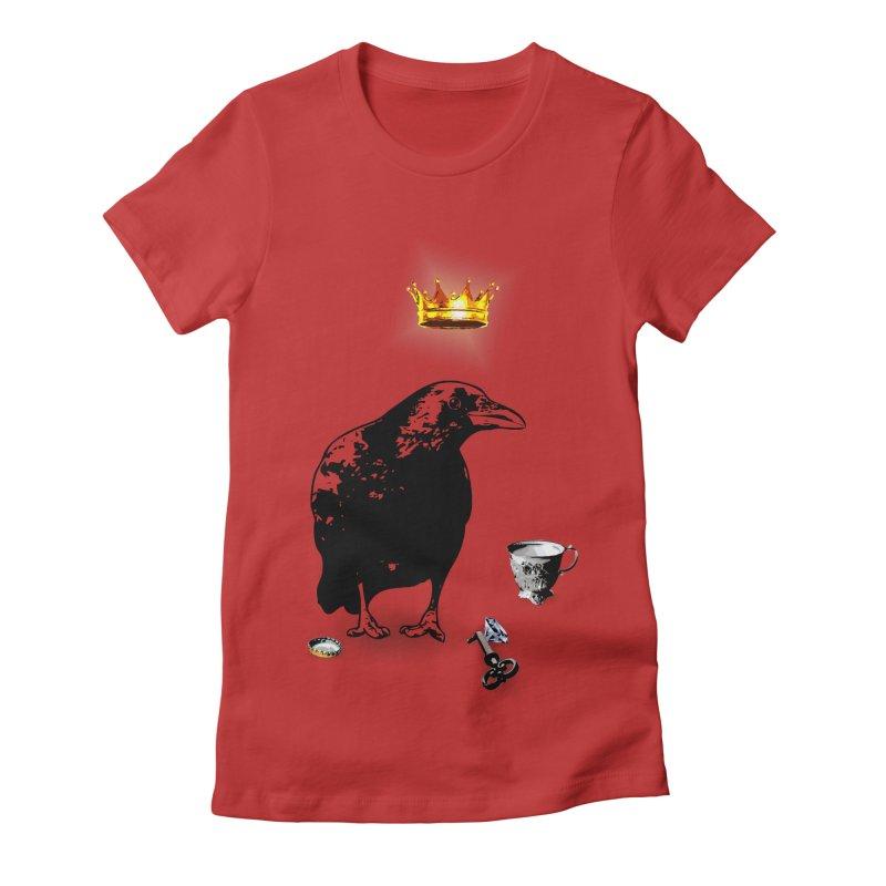 He's A Self-Made Man Women's T-Shirt by LittleMissTyne's Artist Shop