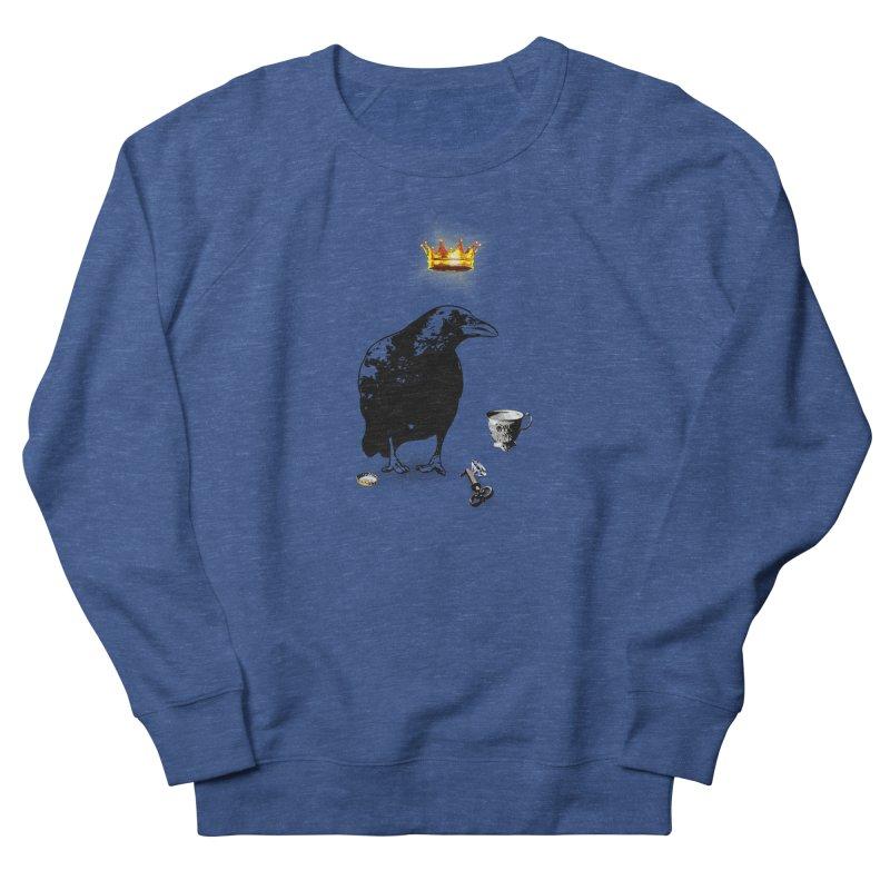He's A Self-Made Man Men's Sweatshirt by Little Miss Tyne's Artist Shop