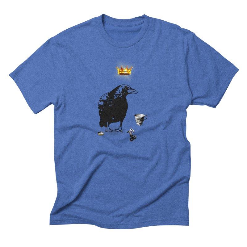 He's A Self-Made Man Men's T-Shirt by Little Miss Tyne's Artist Shop