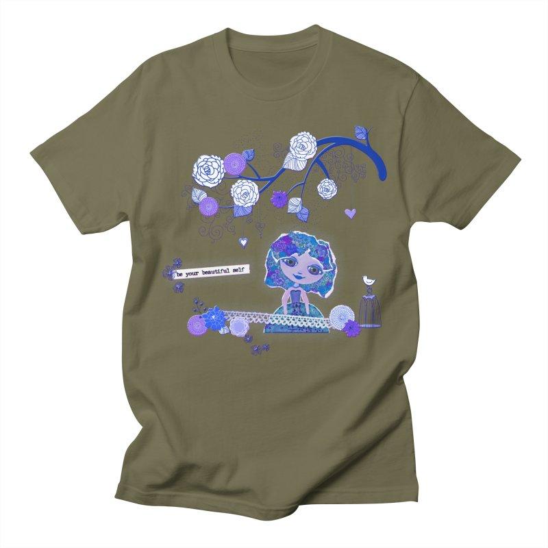 You Are Beautiful Women's Regular Unisex T-Shirt by LittleMissTyne's Artist Shop
