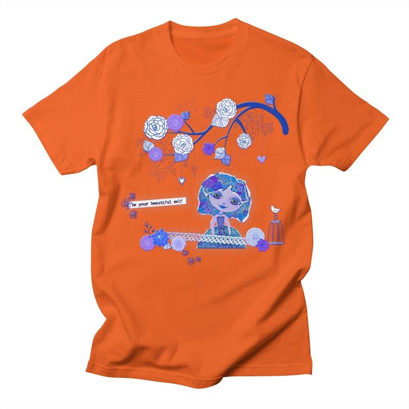 You Are Beautiful Men's T-Shirt by LittleMissTyne's Artist Shop