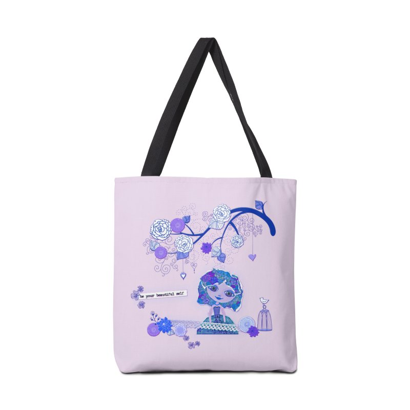 You Are Beautiful Accessories Tote Bag Bag by LittleMissTyne's Artist Shop
