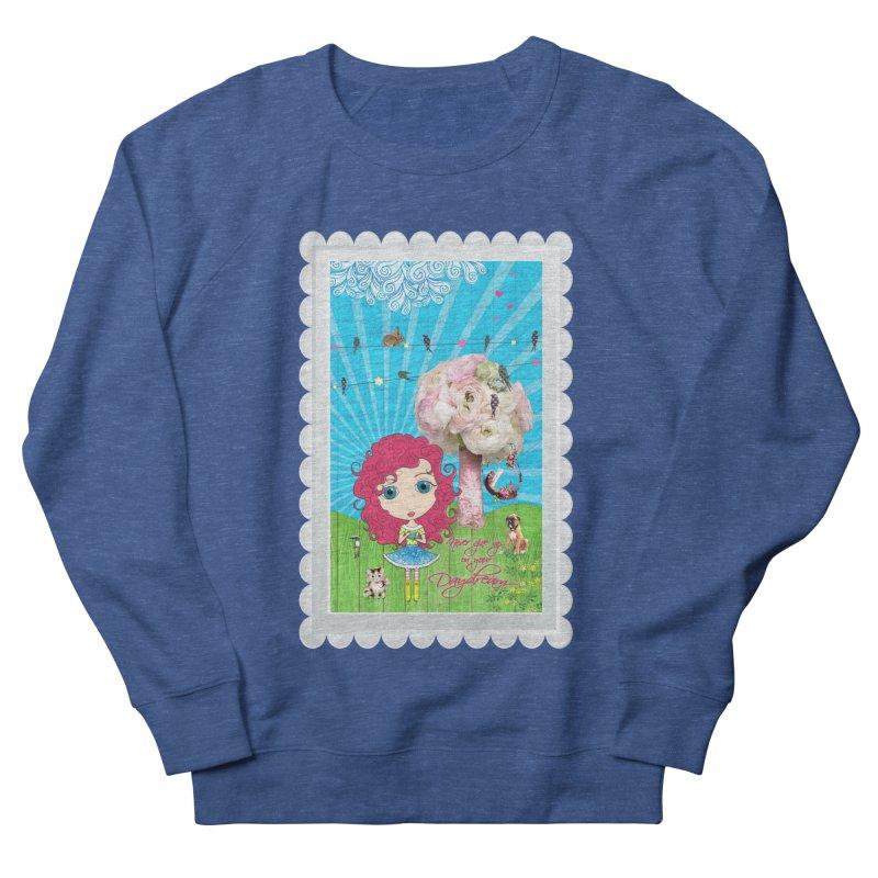 Daydreams Really Do Come True - Dark Haired Version Women's Sweatshirt by LittleMissTyne's Artist Shop