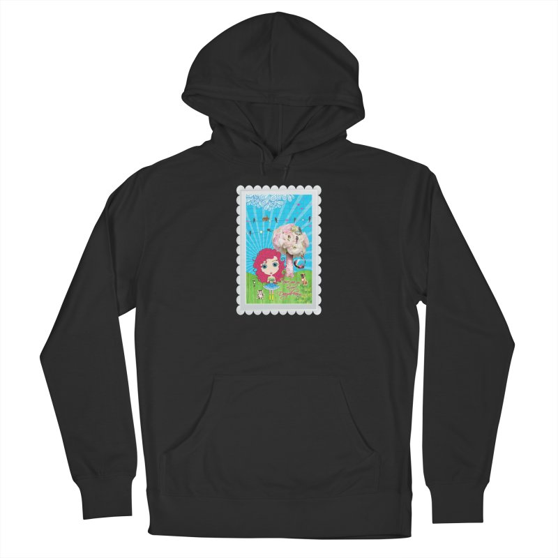 Daydreams Really Do Come True Men's Pullover Hoody by Little Miss Tyne's Artist Shop