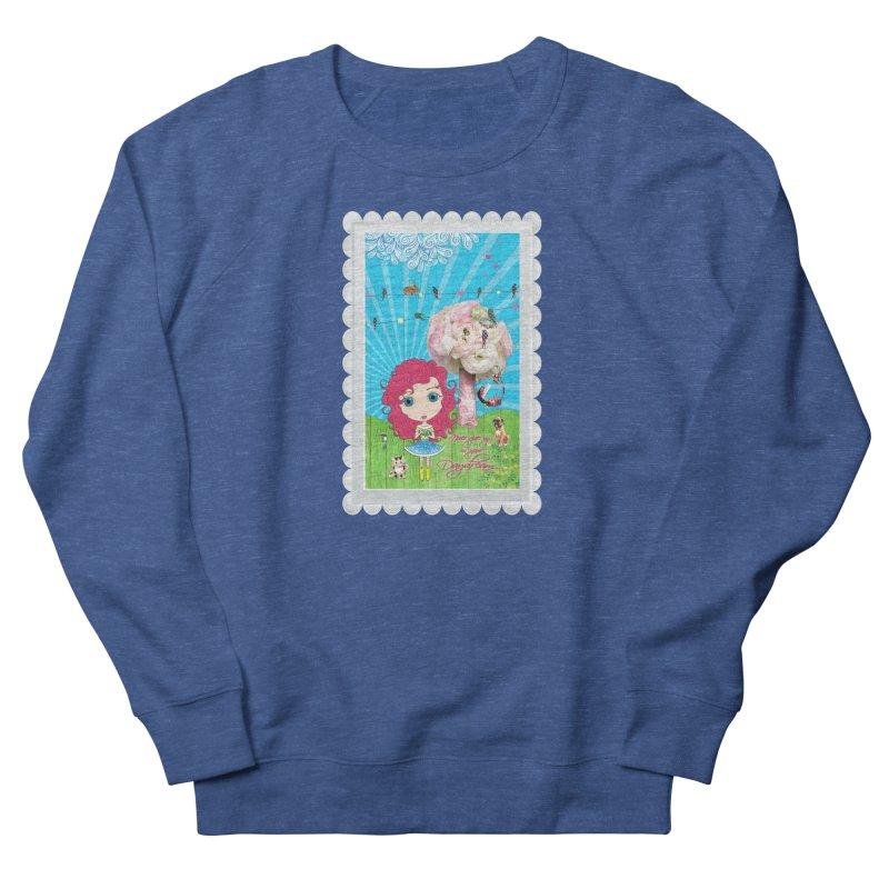 Daydreams Really Do Come True Men's Sweatshirt by Little Miss Tyne's Artist Shop