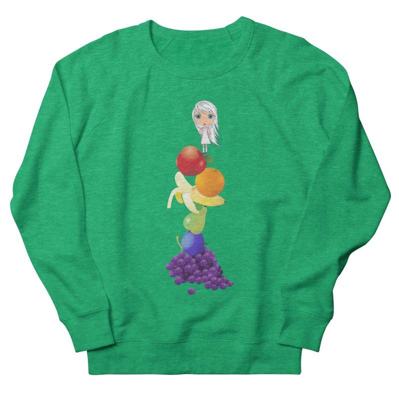 The Yummiest of Rainbows Women's Sweatshirt by LittleMissTyne's Artist Shop