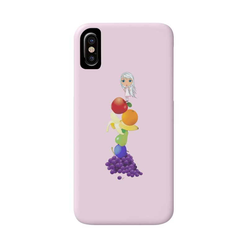 The Yummiest of Rainbows Accessories Phone Case by LittleMissTyne's Artist Shop