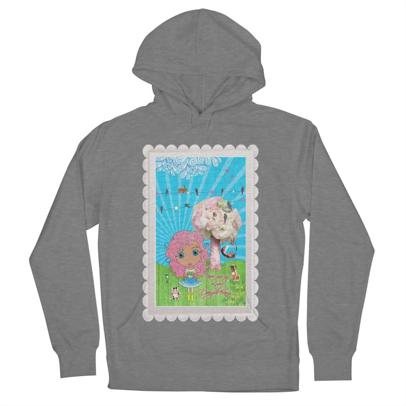Daydreams Really Do Come True - Light Haired Version Women's Pullover Hoody by LittleMissTyne's Artist Shop