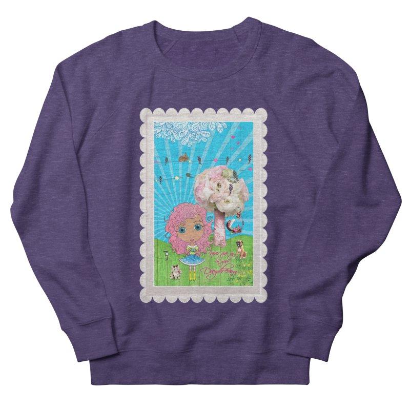 Daydreams Really Do Come True - Light Haired Version Women's Sweatshirt by LittleMissTyne's Artist Shop