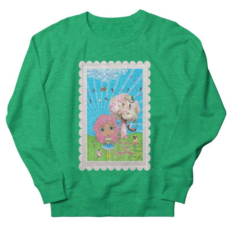 Daydreams Really Do Come True - Light Haired Version Men's Sweatshirt by LittleMissTyne's Artist Shop