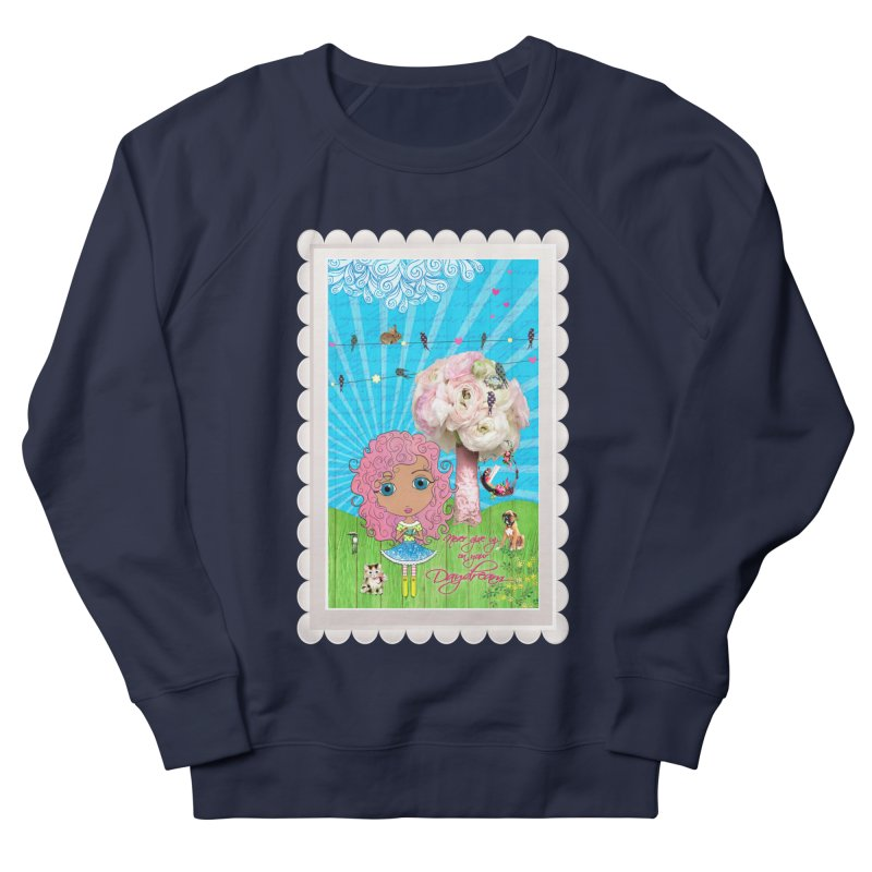Daydreams Really Do Come True - Light Haired Version Men's Sweatshirt by LittleMissTyne's Artist Shop