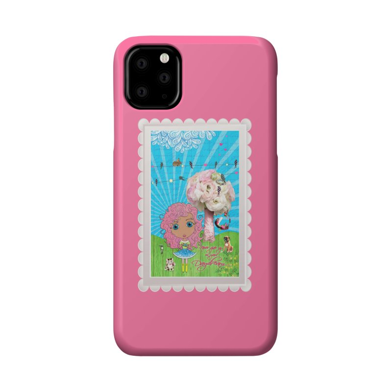 Daydreams Really Do Come True - Light Haired Version Accessories Phone Case by LittleMissTyne's Artist Shop