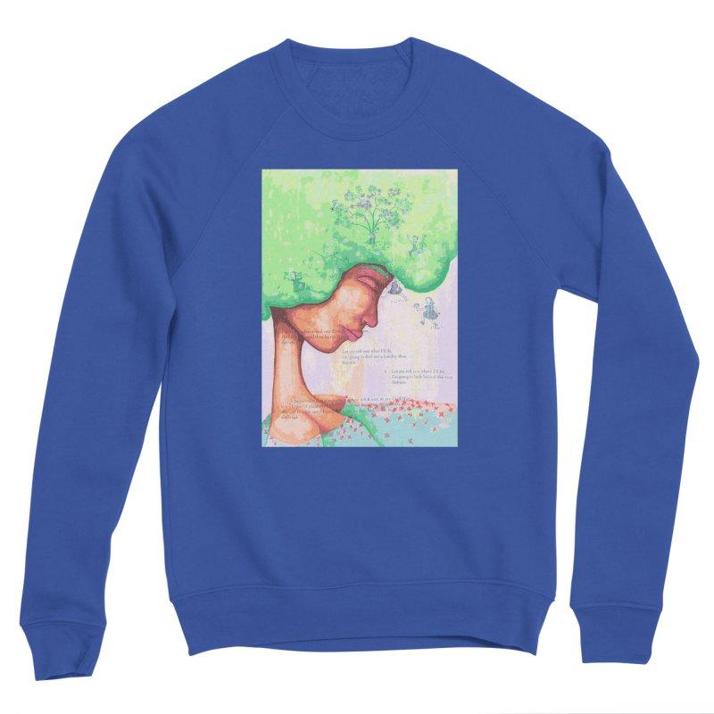 Mother of Nature Women's Sweatshirt by Little Miss Tyne's Artist Shop